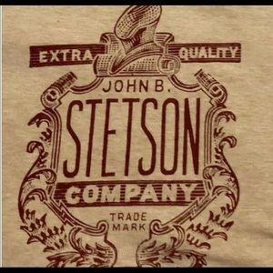 America. Apparel John B Stetson T-shirt